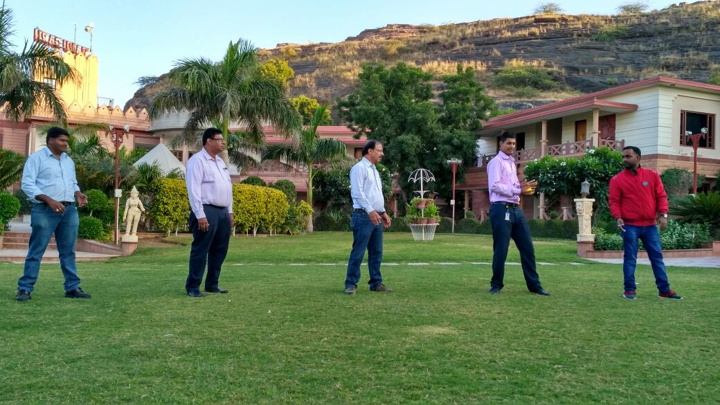 Corporate Trainer - Training at Jodhpur with L & T