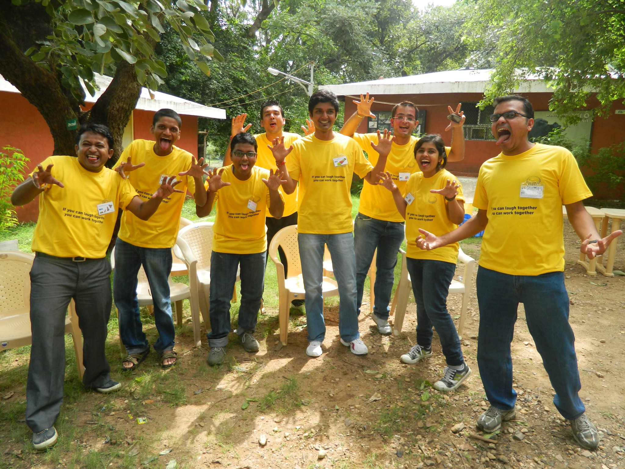 Adroit Outbound Training